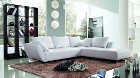 Elite Designer Bonded Sectional
