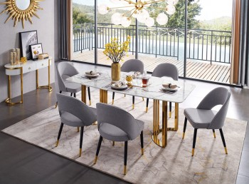 Overnice Modern Dining Room