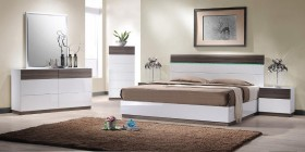 Two Tone Wood Contemporary Design Set
