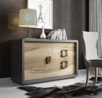 Light Oak Modern Dining Buffet