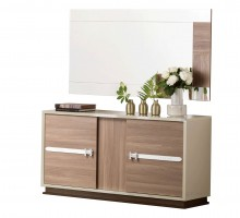 Real Wood European Collection Modern Buffet