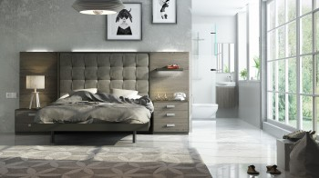 Exclusive Quality Luxury Platform Bed