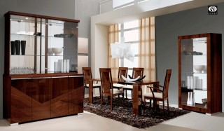 Two Door Italian Buffet for Modern Homes