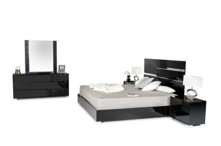 Made in Italy Quality Elite Modern Bedroom Set