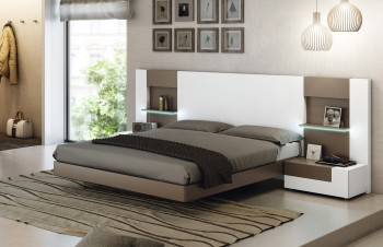 Fashionable Quality Luxury Platform Bed