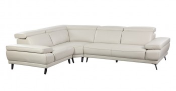 Luxury Genuine Leather Sectional