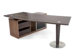 L Shaped Office Desks with Storage