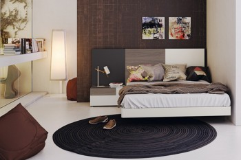 Exquisite Quality Modern Platform Bed