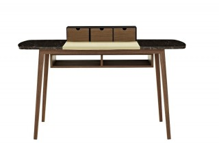 Contemporary Office Desk with Storage