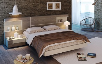 Unique Quality Modern Platform Bed