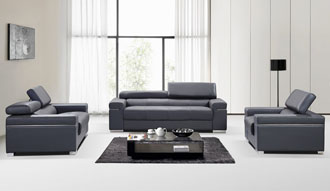 Shop Italian sofas and leather living room couches