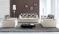 Home page. Micro suede fabric sofas living room furniture