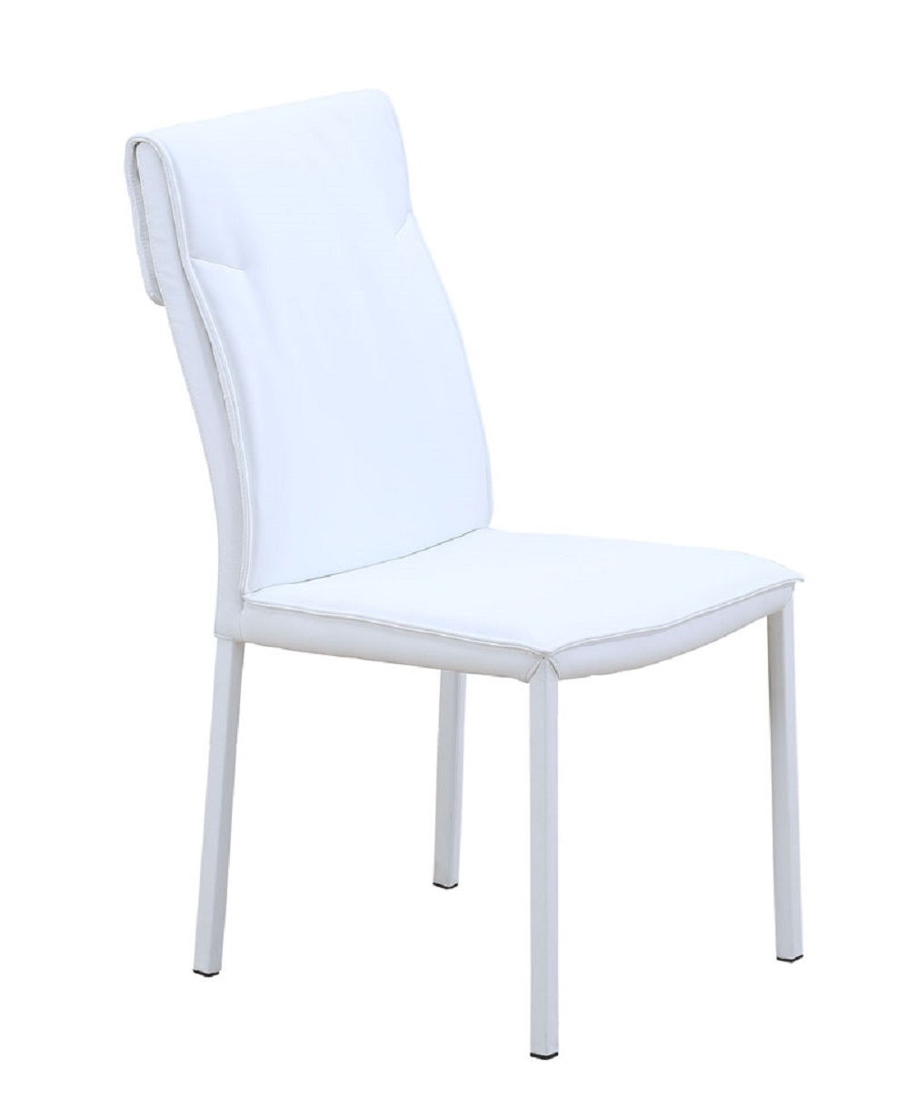 Comfortable grey white or black chair with padded cushions for White comfy chair