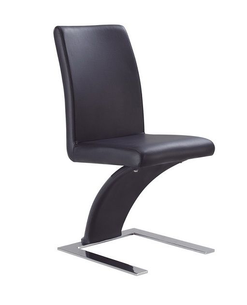 Ultra Contemporary Black Color Dining Chair Cincinnati