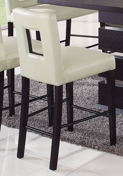 Counter Height Modern Stools : Contemporary Counter Height Stool with Wooden Legs Prime Classic ...