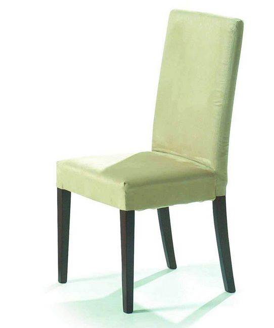 Modern Chairs Top 5 Luxury Fabric Brands Exhibiting At: Beige Color Fabric Dining Chair Stockton California NSSIDE15