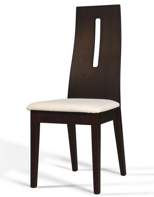 Cut Out Back Contemporary Dining Chair Norfolk Virginia