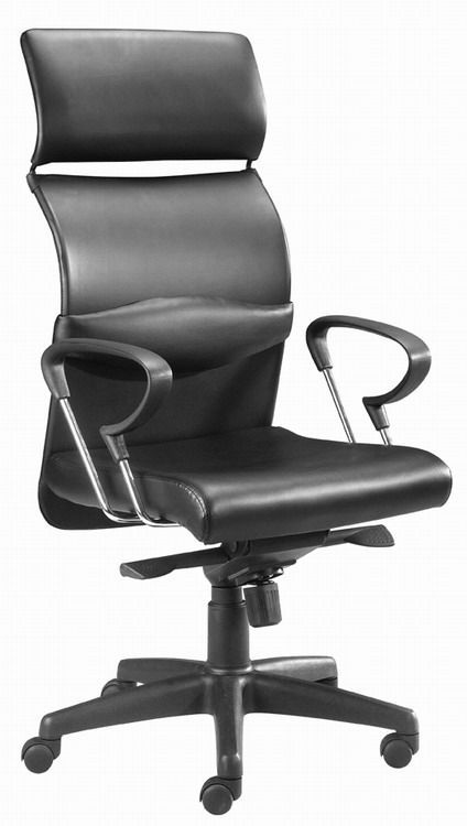 eco office chair with high back and locking tilt prime