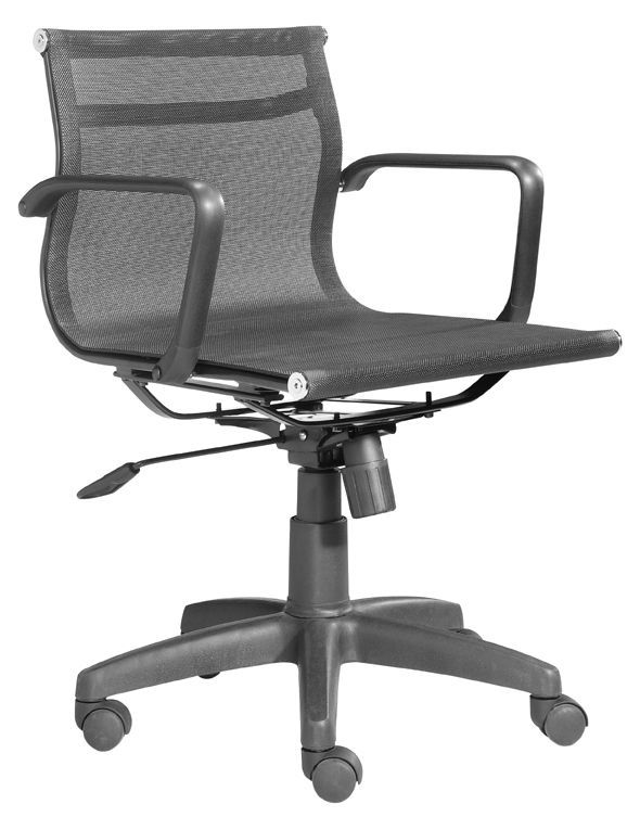 studio office chair with nylon fiber seat prime classic