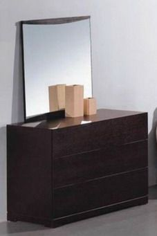 Pareto Elegant Wenge Solid Wood Dresser Prime Classic Design Modern Italian And Luxury Furniture