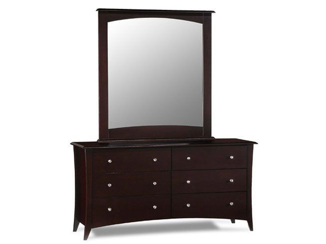 Venice Six Drawer Dresser Prime Classic Design modern