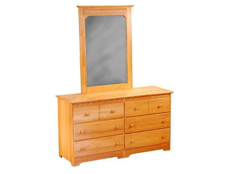 Yorkshire Six Drawer Dresser Prime Classic Design modern