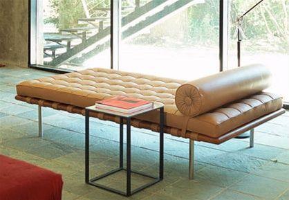 Mies sevilla style leather day bed jacksonville florida - Factory sofas sevilla ...