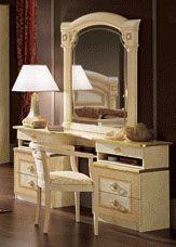 Aida Traditional Design Vanity Dresser
