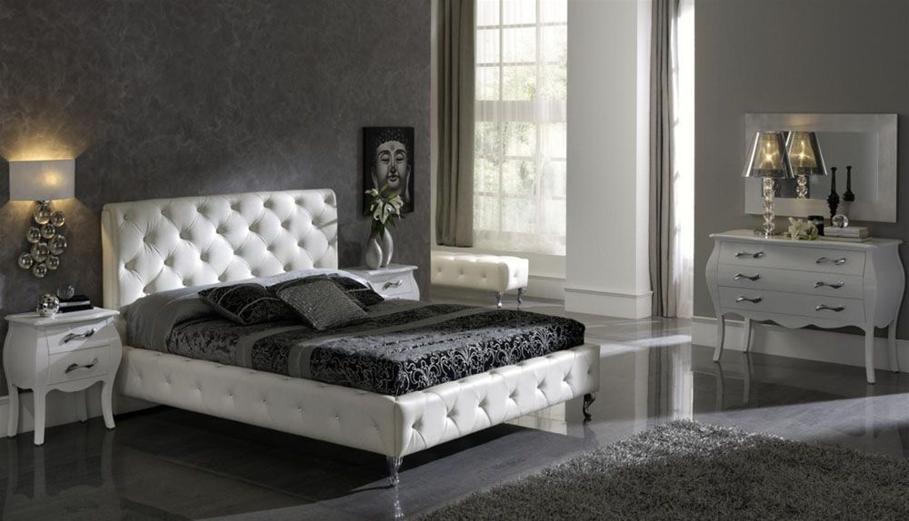Comfortable metal accent tufted chaise lounge san jose california esfnelly - Chaise classique design ...