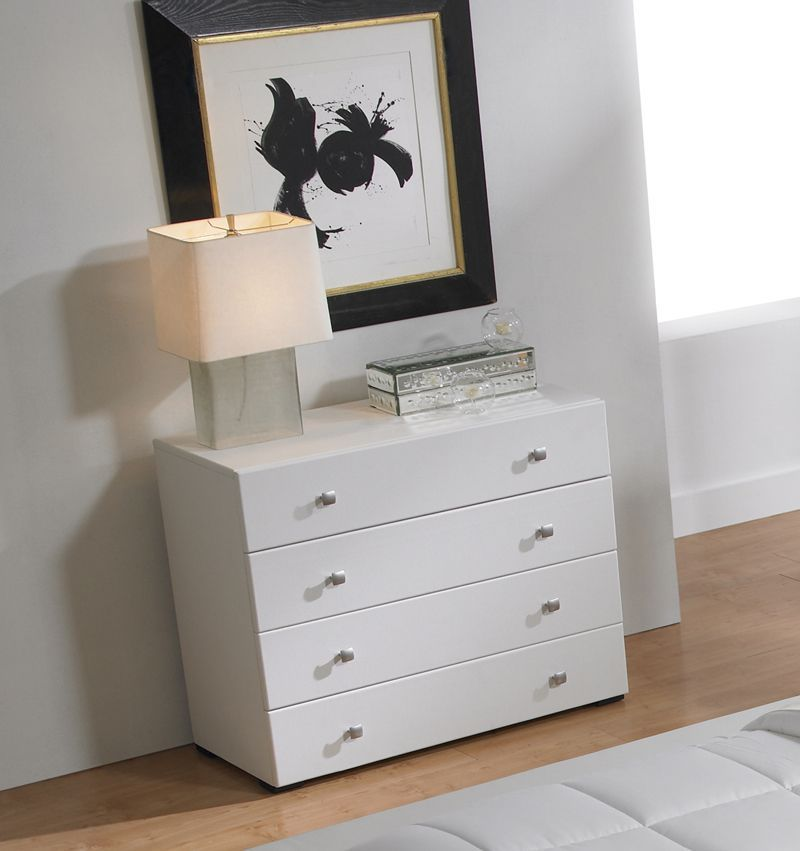 Ludlow Four-Drawer Dresser With Color Options Prime