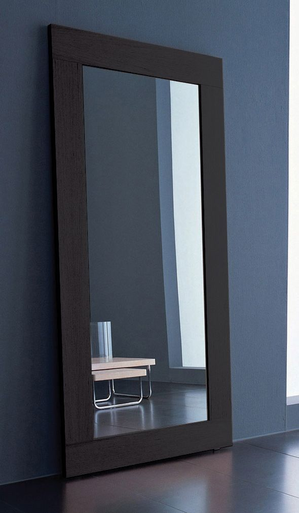 Six feet tall norfolk full length mirror prime classic for Large contemporary mirrors