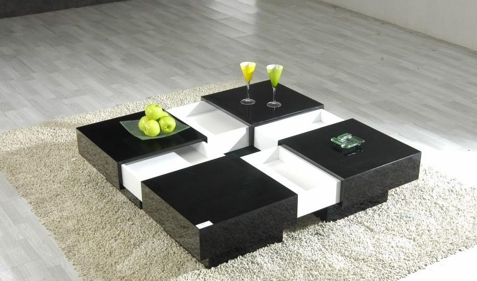 Exclusive designer coffee tables contemporary living room - Modern coffee table designs ...