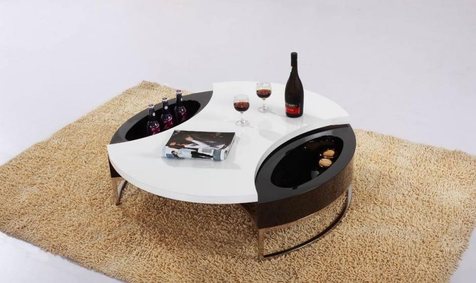 Incredible Contemporary Round Coffee Table With Storage Andrewgaddart Wooden Chair Designs For Living Room Andrewgaddartcom