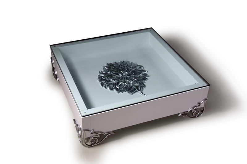 Luxury Contemporary Coffee Table Elite And Low Profile Style Design Oceanside California Vmma