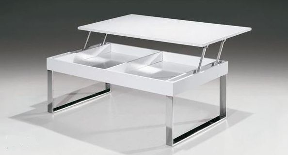 White Rectangular Coffee Table with Lift Up Top Tucson  : v j030 coffeetable from www.primeclassicdesign.com size 594 x 321 jpeg 16kB