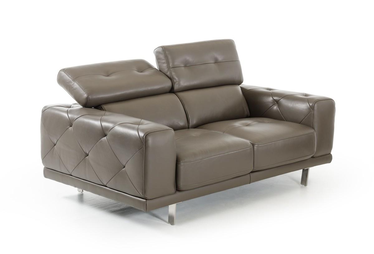 Modern Dark Grey Genuine Leather Tufted Sofa Set Houston  : dark grey genuine leather sofa set v alburyS16603 from www.primeclassicdesign.com size 1200 x 816 jpeg 79kB