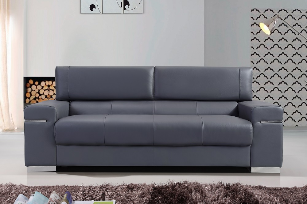 Elements Soho Leather Sofa Decorating Interior Of Your House