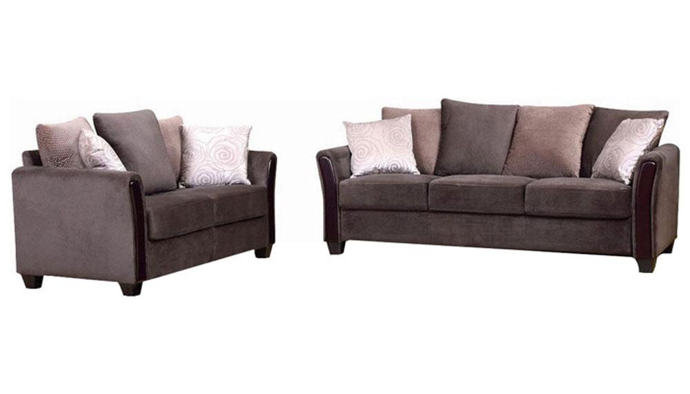 contemporary sofa and chair 2pc set albuquerque new mexico. Black Bedroom Furniture Sets. Home Design Ideas