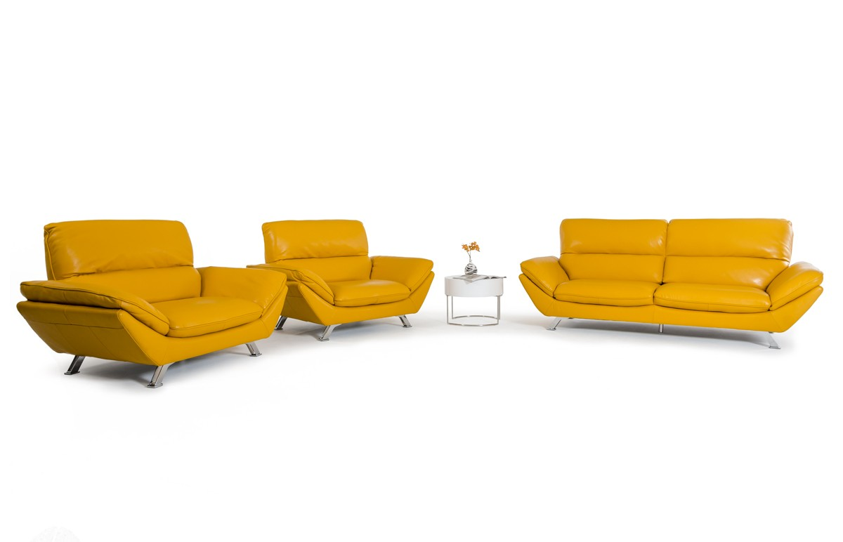 Attrayant Genuine And Italian Leather, Modern Designer Sofas
