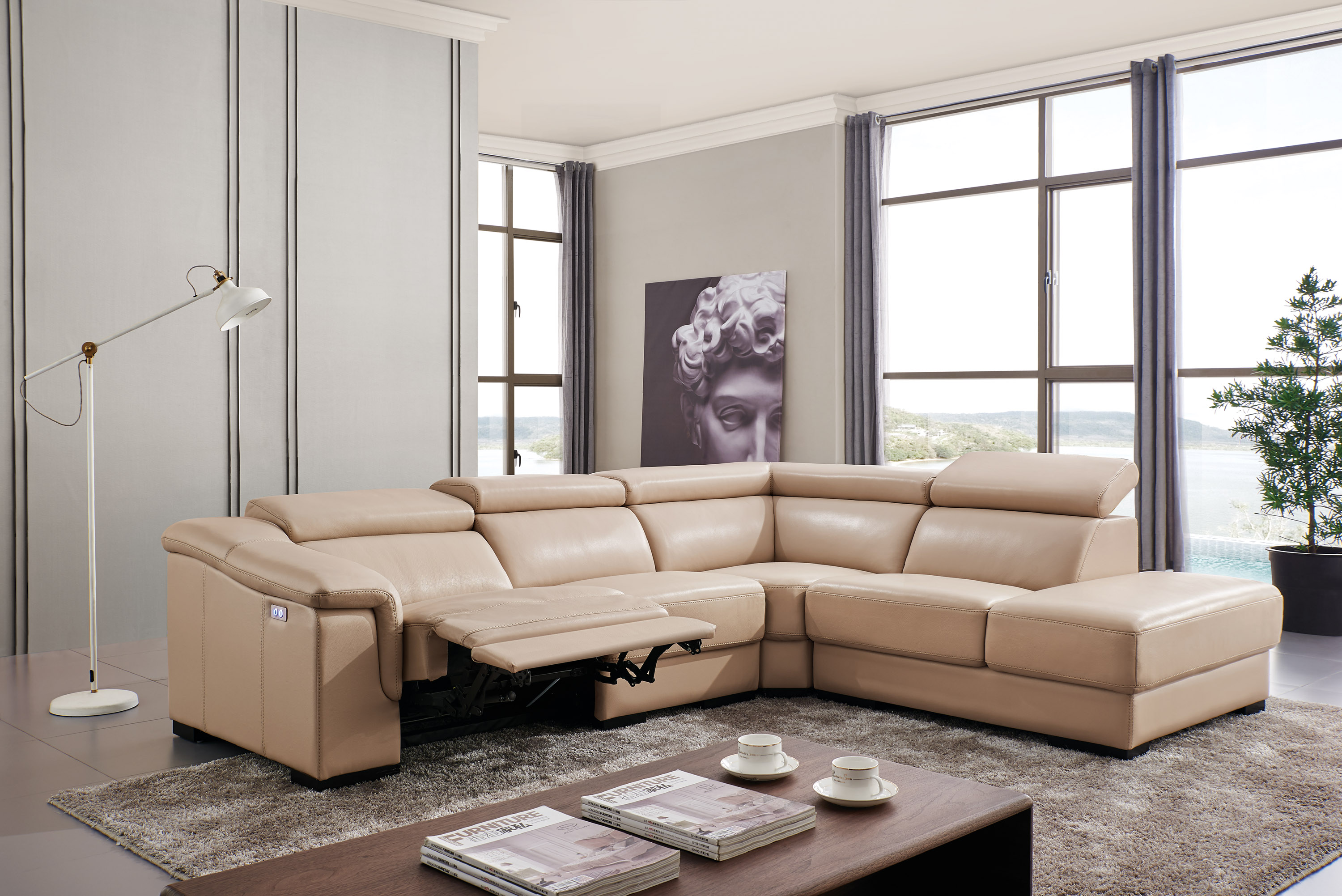 Almond Beige Soft And Welcoming Skilled Italian Craftsmanship