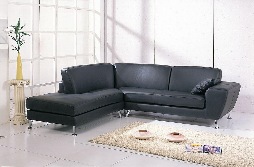 Quality Bonded Leather Corner Sectional Sofas