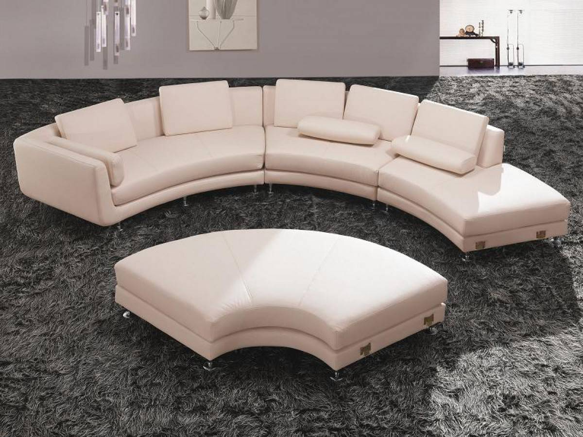 Fashionable All Real Leather Sectional With Pillows Plano