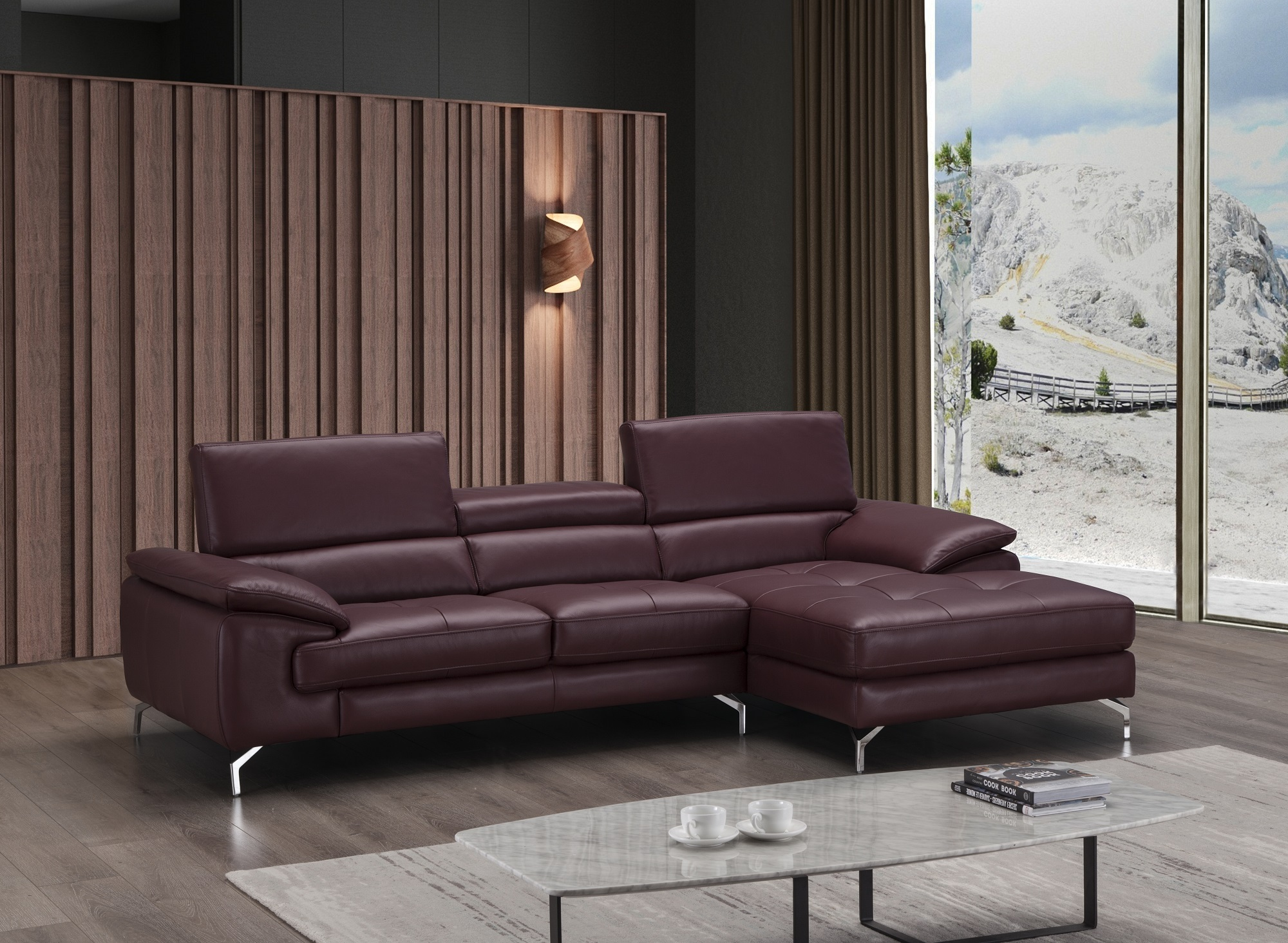 Strange Exclusive Tufted 100 Italian Leather Sectional Camellatalisay Diy Chair Ideas Camellatalisaycom