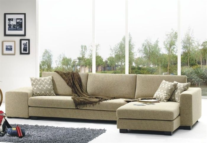 high end microsuede fabric sectional mobile alabama a313238qohe. Black Bedroom Furniture Sets. Home Design Ideas