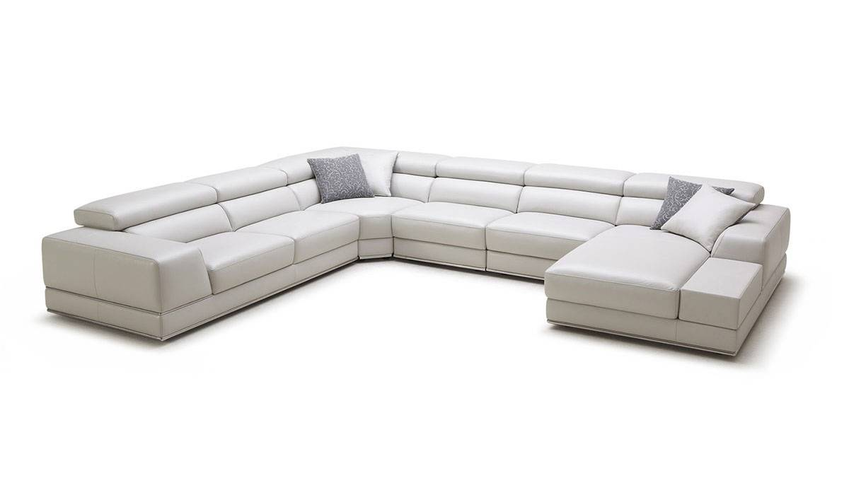 Unique leather upholstery corner l shape sofa omaha for Canape insurance