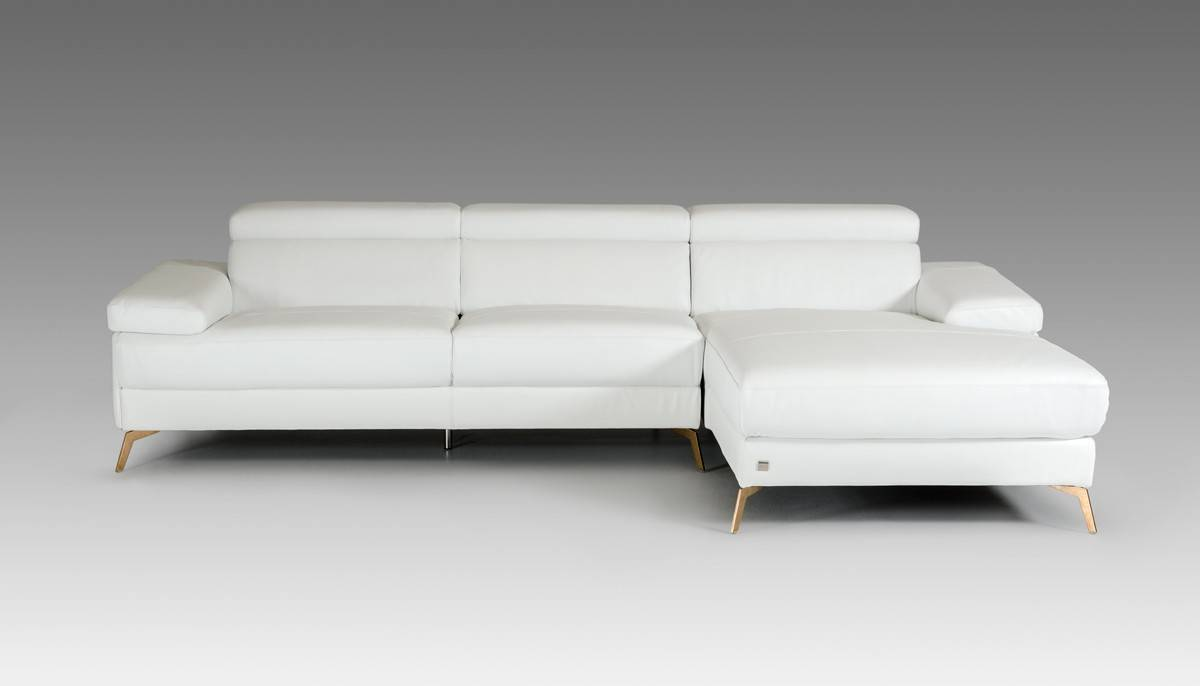 Modern Sofa Italian Design : Genuine and Italian Leather, Corner Sectional Sofas