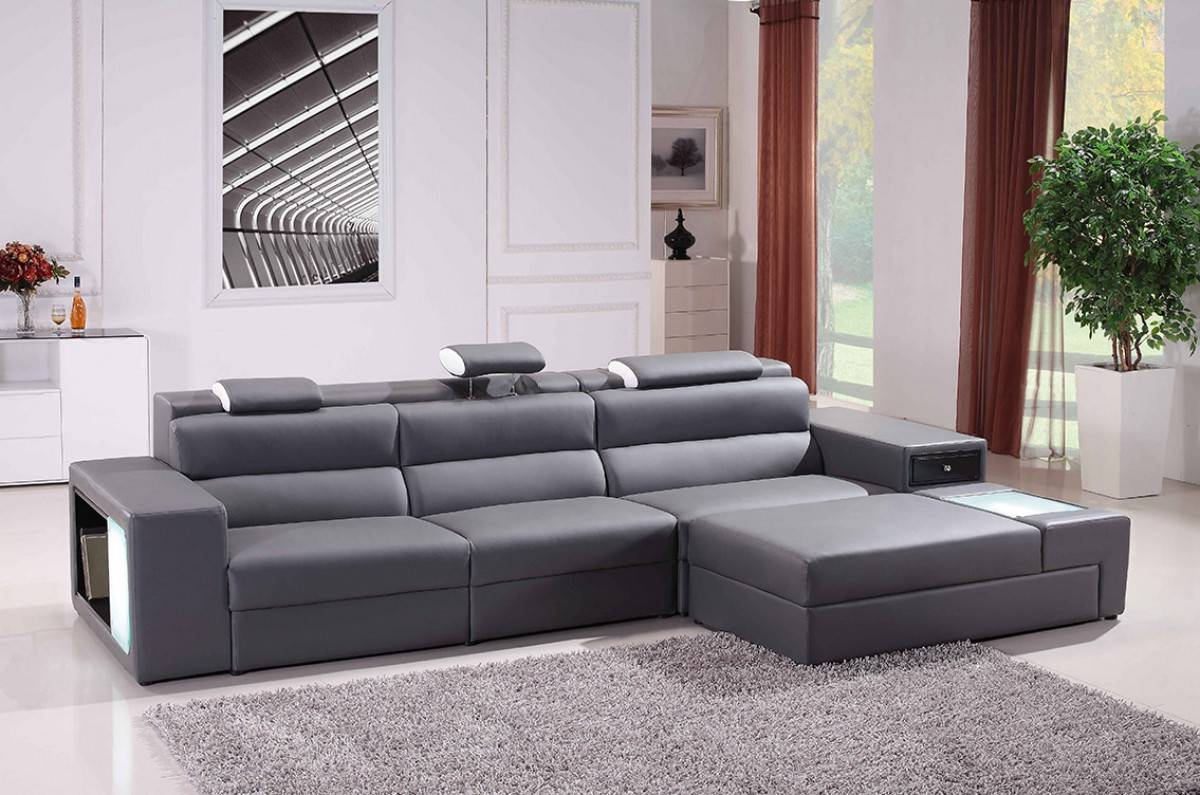 Luxury corner sectional l shape sofa pittsburgh for Luxury l shaped sofas