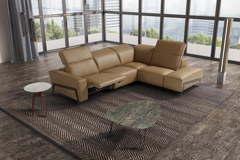 Advanced Adjustable Italian Sectional Upholstery