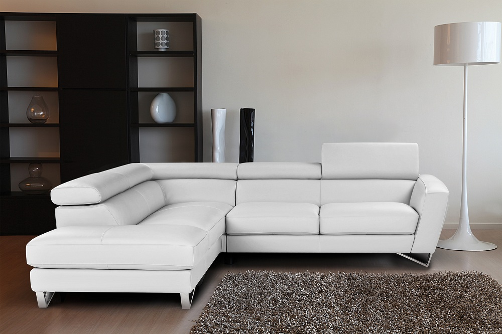 Exclusive Italian Sectional Upholstery