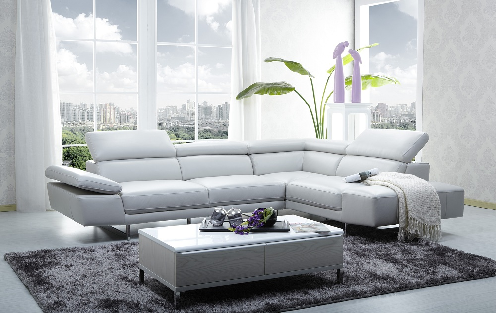 contemporary furniture pictures. Delighful Pictures Genuine And Italian Leather Corner Sectional Sofas To Contemporary Furniture Pictures I